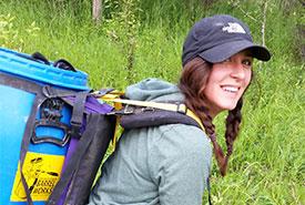 Carissa Wasyliw, AB (Photo courtesy Carissa Wasyliw/NCC staff)