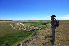 Sandstone Ranch, Milk River Ridge, AB (Photo by NCC)