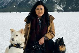 Tenzin Lektsog (Photo courtesy Tenzin Lektsog)