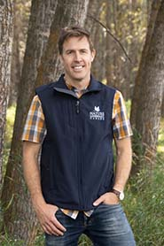 Tom Lynch-Staunton, vice-président régional, Alberta (Photo de CNC)