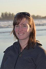 Jocelyn Wood, West Coast Stewardship Coordinator (Photo by Jocelyn Wood)