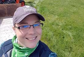Jessica Houk - Finance Coordinator, BC