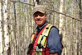 Richard Klafki, director, Canadian Rockies Program
