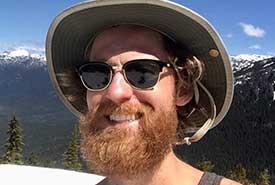 Steven Godfrey, BC (Photo courtesy S. Godfrey/NCC staff)