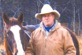Brian Mckersie, Thunder Hill Ranch, British Columbia (Photo courtesy of Brian Mckersie)