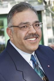 Kamal Rajani, chef de la direction financière (photo de Peter Mintz)