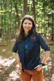 Catherine Grenier, Présidente et chef de la direction (Photo de Geneviève Lesieur)