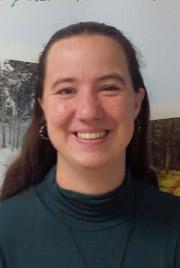 Joanna Hudgins, NCC summer intern, NB (Photo by NCC)