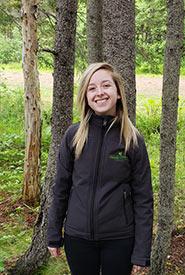 Kaylie McGraw (Photo by NCC)