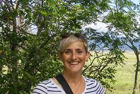 Denise Roy, NB Conservation Representative