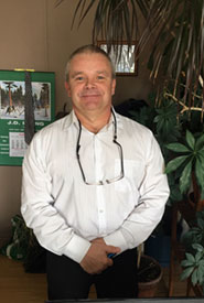 John Foley, vice-président - Région de l'Atlantique