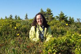 Paula Noel, directrice des programmes, Nouveau-Brunswick (photo de CNC)