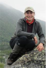 Megan Lafferty, NL conservation biologist
