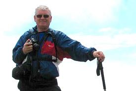 Aiden Mahoney, Conservation Volunteer (Photo courtesy of Aiden Mahoney)