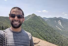 Areez Gangji (Photo courtesy of Areez Gangji)