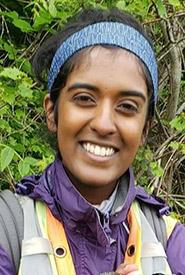 Hashveenah Manoharan (Photo by NCC)
