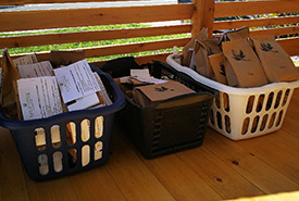 Native seed kits (Photo by NCC)