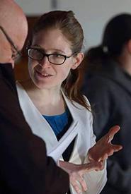 Julie Vasseur, NCC Program Director, PEI