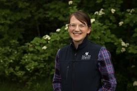 Lanna Campbell, PEI Program Director (NCC photo)