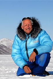 Bernard Voyer (Photo de bernardvoyer.com)