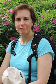 Lucie Veillette, Stewardship Coordinator