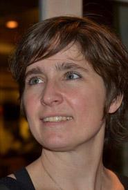 Marie-France Moquin, development director