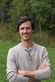 Olivier Perrotte Caron, project coordinator