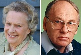 Louise Beaubien Lepage et Tony Le Sauteur