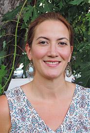 Gwenaël Heyvang, chief programs coordinator