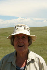 Joan Feather, NCC donor