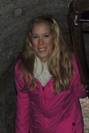 Emily Little, natural areas assistant